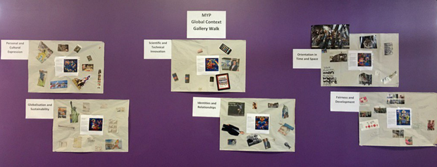 GC Gallery Walk
