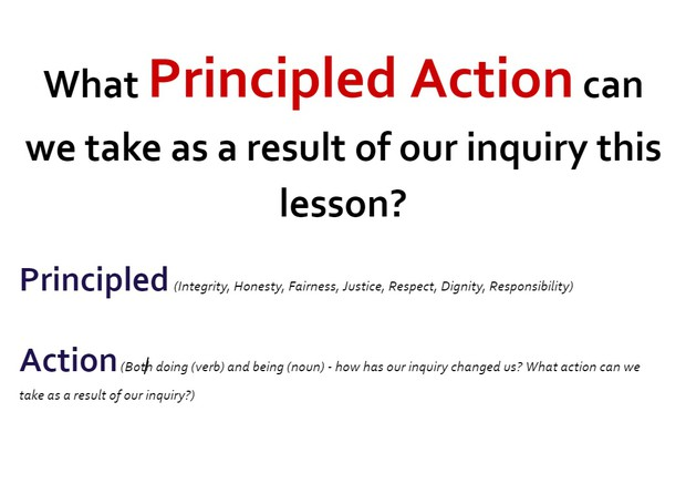 PrincipledAction